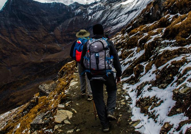 Le escursioni in montagna in zona gialla si possono fare?