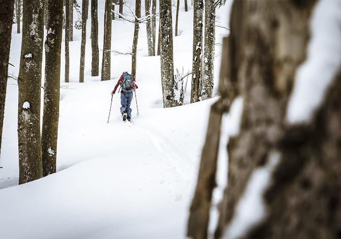 Scialpinismo responsabile: divertirsi preservando la natura