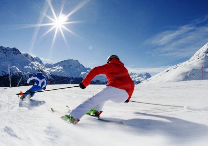 Sciare in Svizzera oltre confine