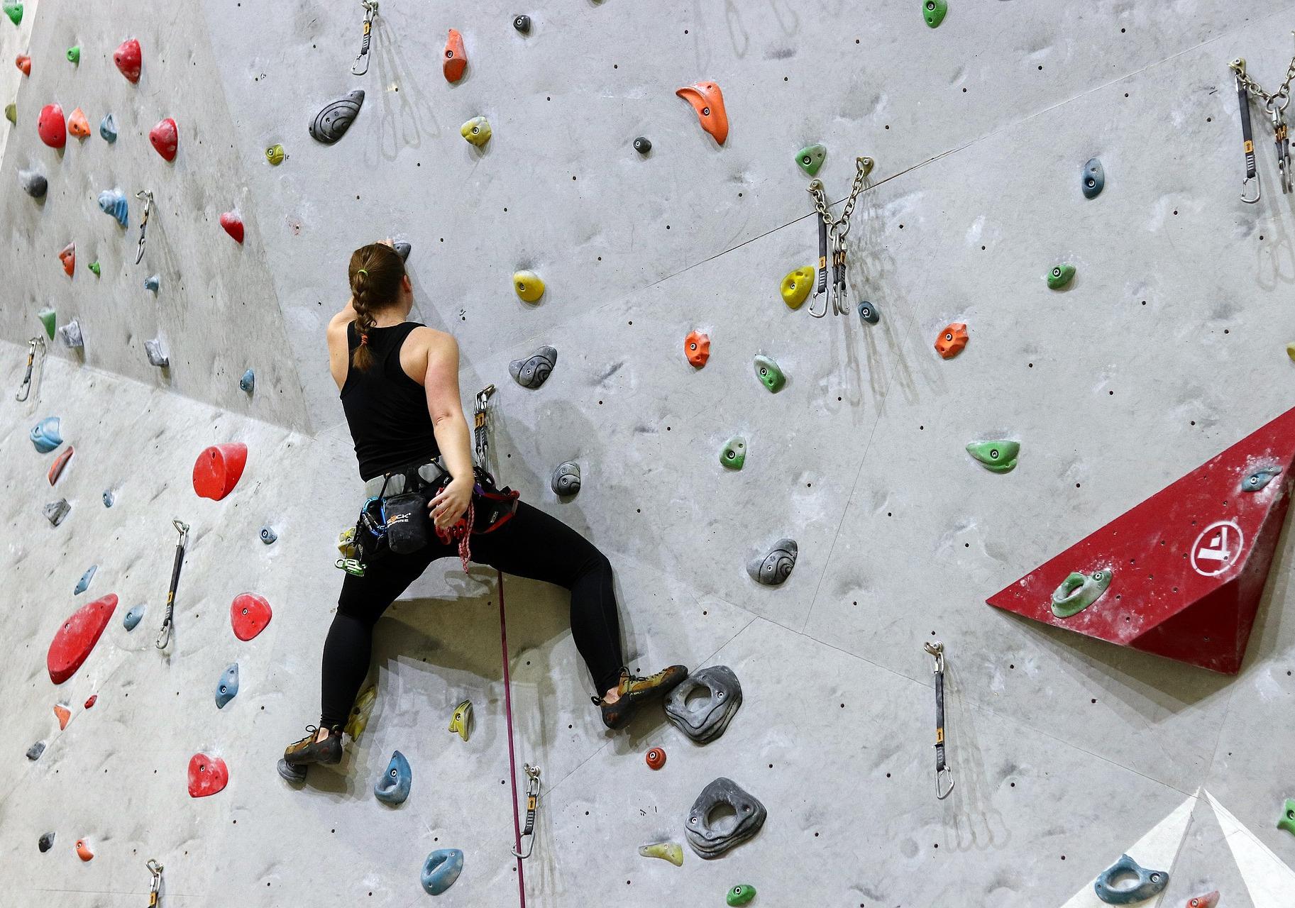 Aprite le palestre di arrampicata! La petizione su Change.org