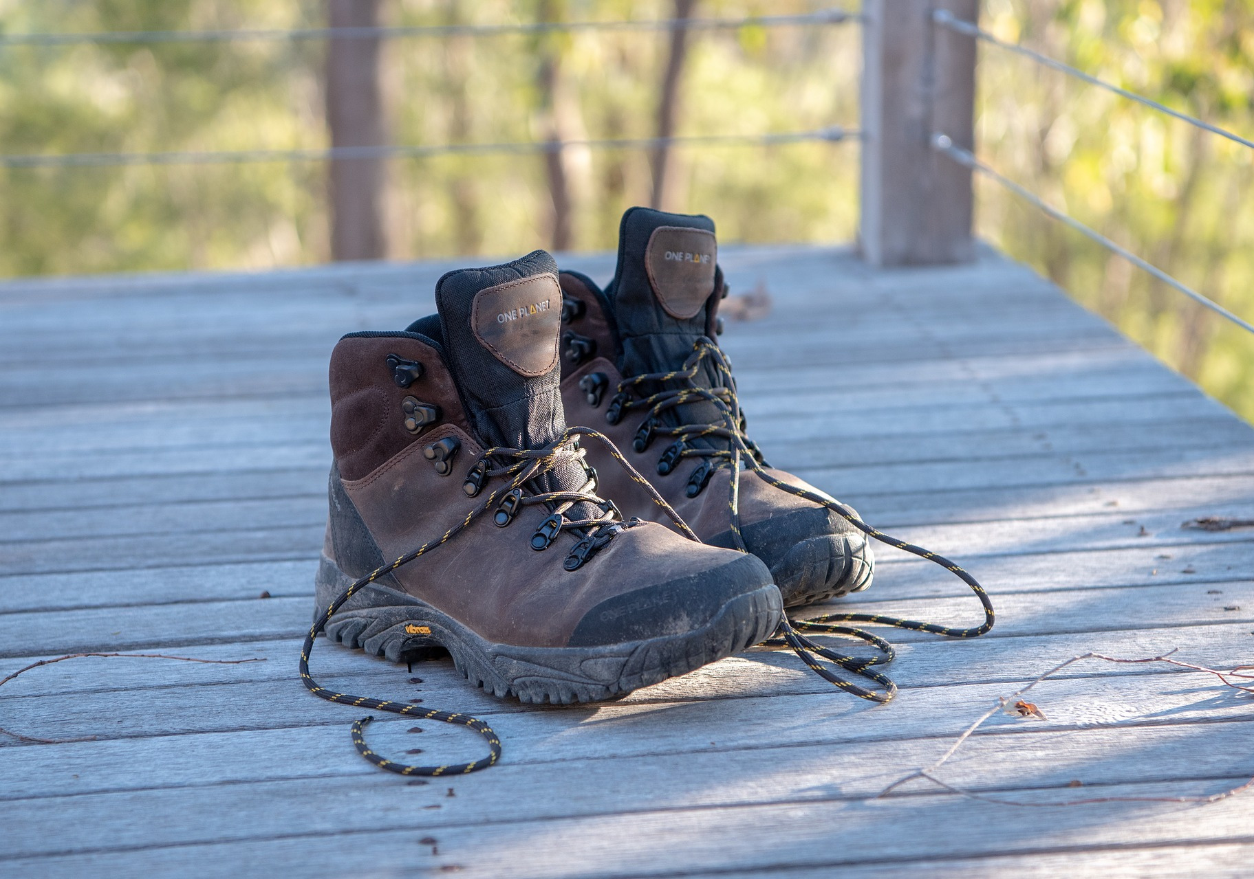 Mettere la cera agli scarponi da trekking