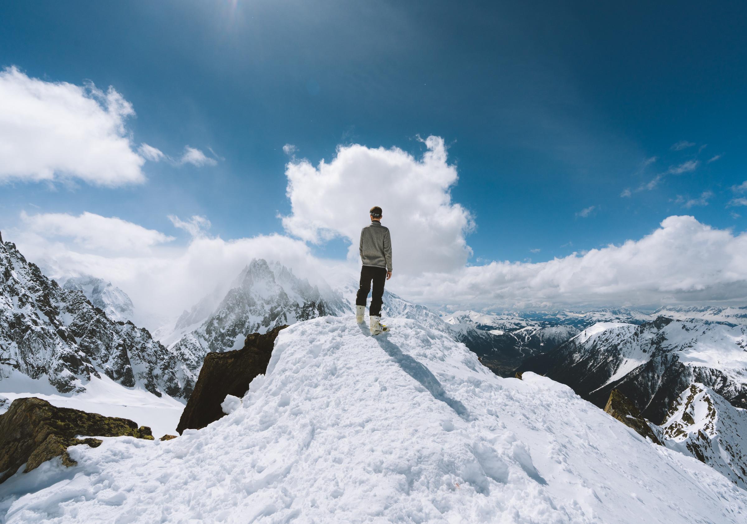 Per andare in montagna si può uscire dal proprio Comune