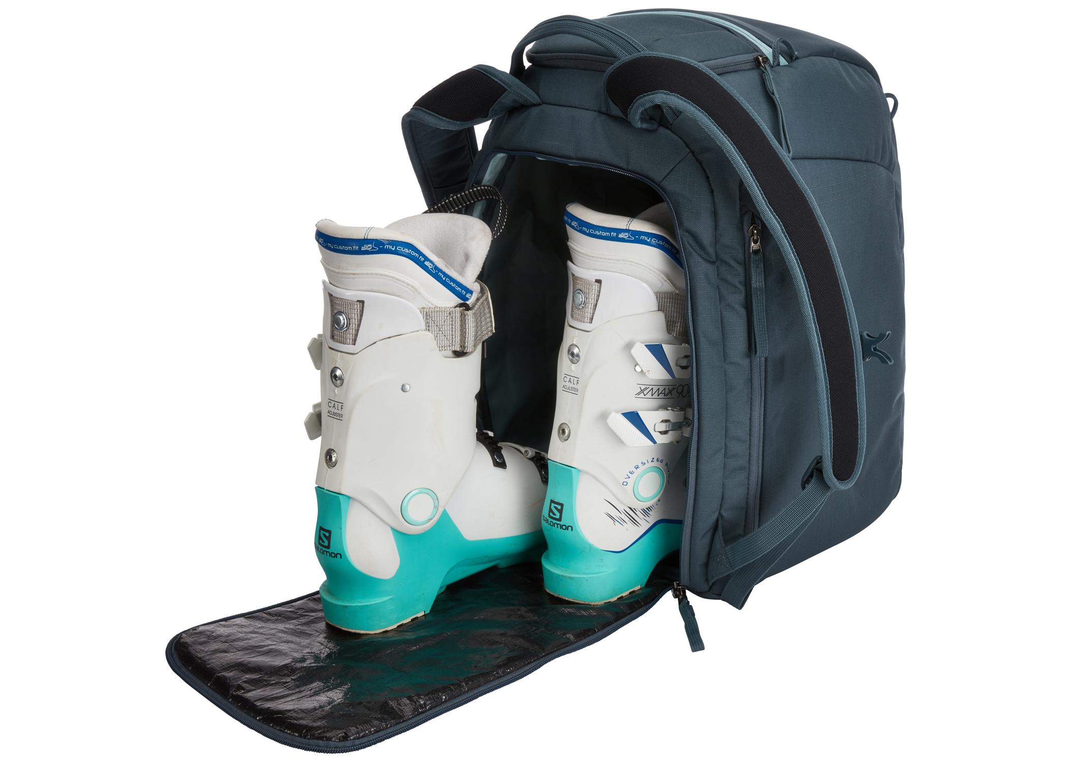 Thule RoundTrip Boot Backpack 45L: lo zaino per l'attrezzatura da neve