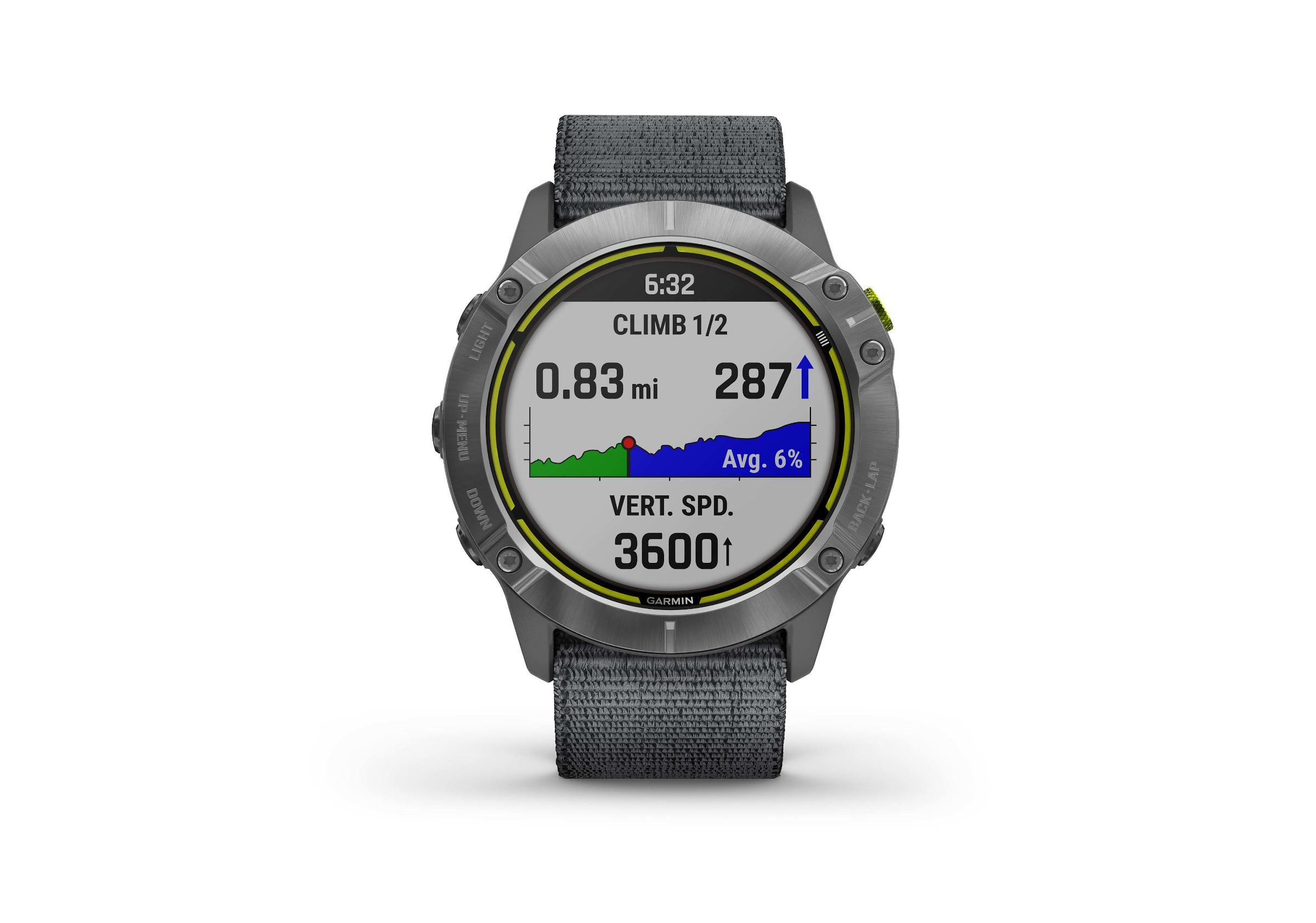 Garmin Enduro, il nuovo sportwatch per gli ultra runner