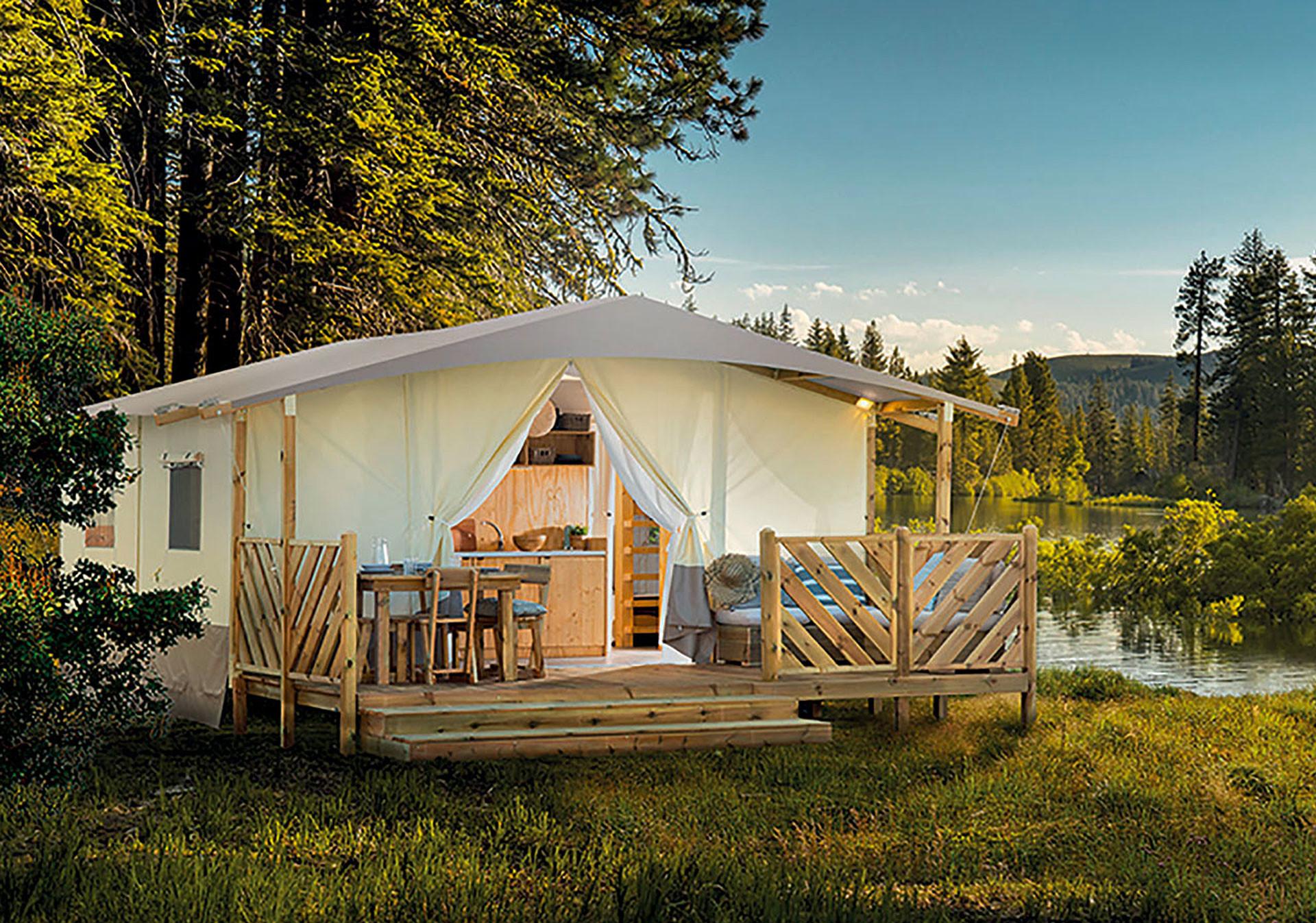 Il 2021 sarà l'anno del turismo in campeggio