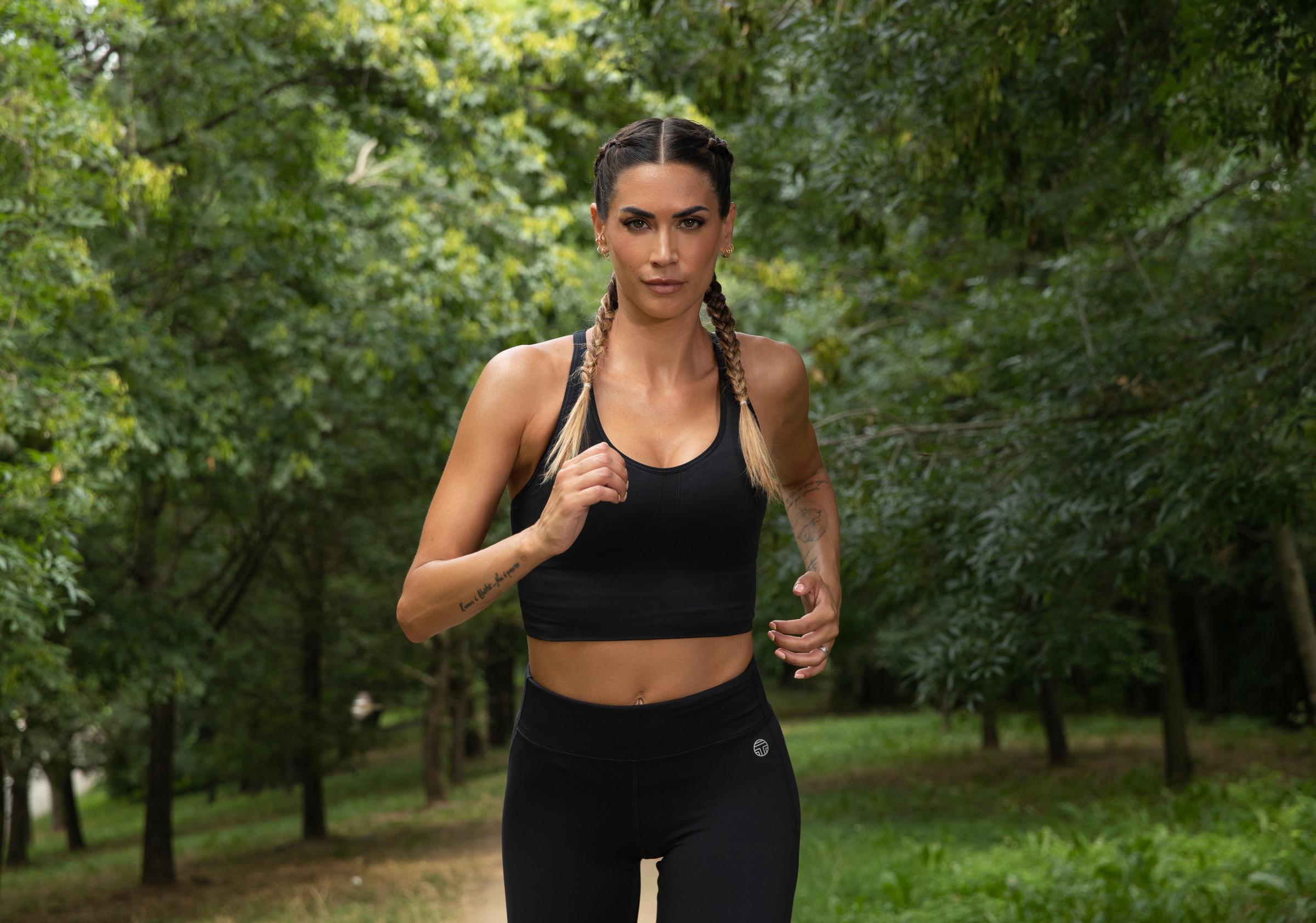 Start 2 Run, l'App di running che piace alla donne, arriva in Italia con Melissa Satta