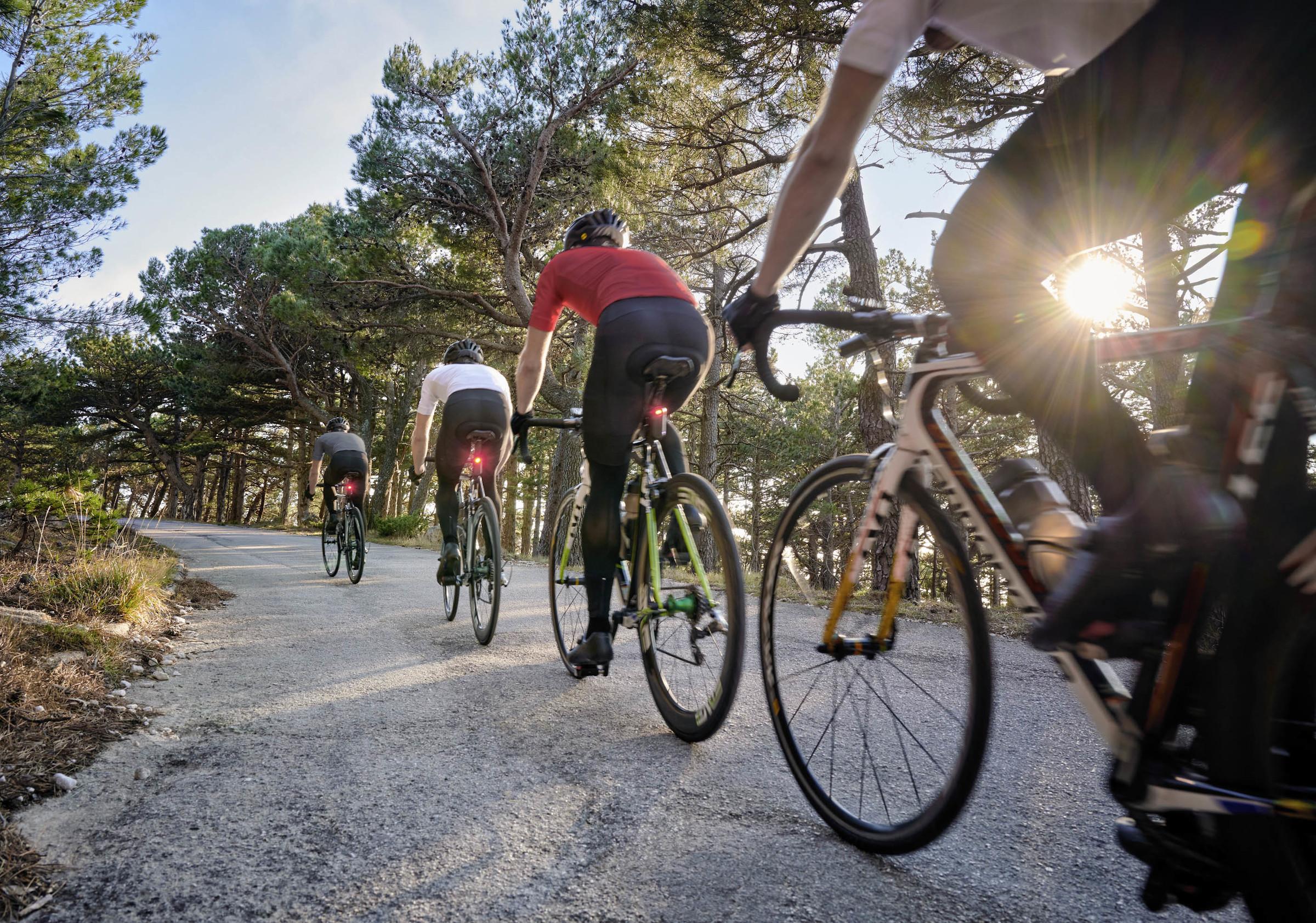 prodotti per correre meno rischi in bicicletta