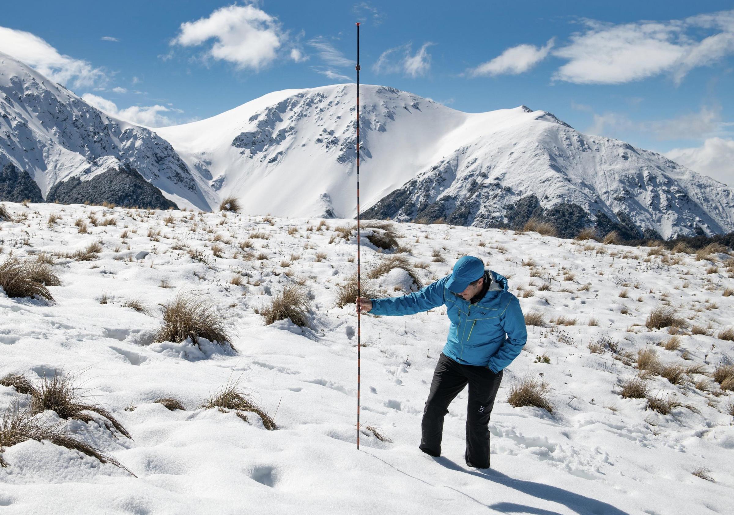 Community Snow Observation: misura la neve e contribuisci a salvare le montagne