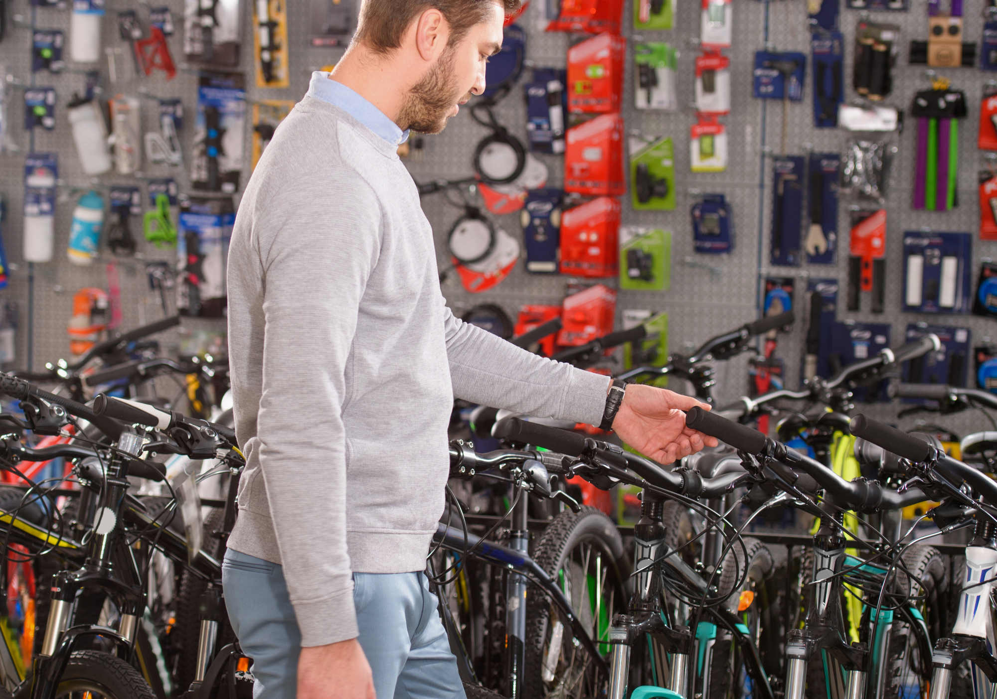 comprare la bici giusta