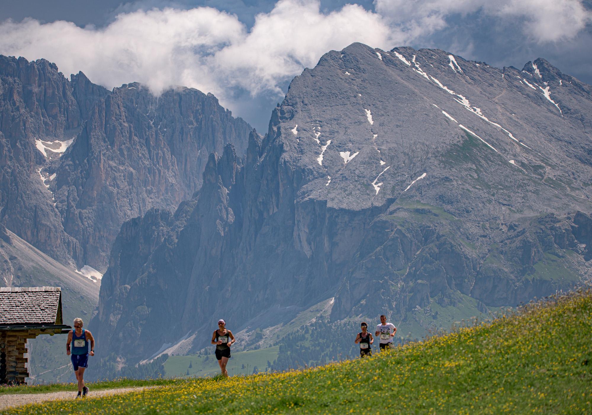 Mezza Maratona dell'Alpe di Siusi 2021