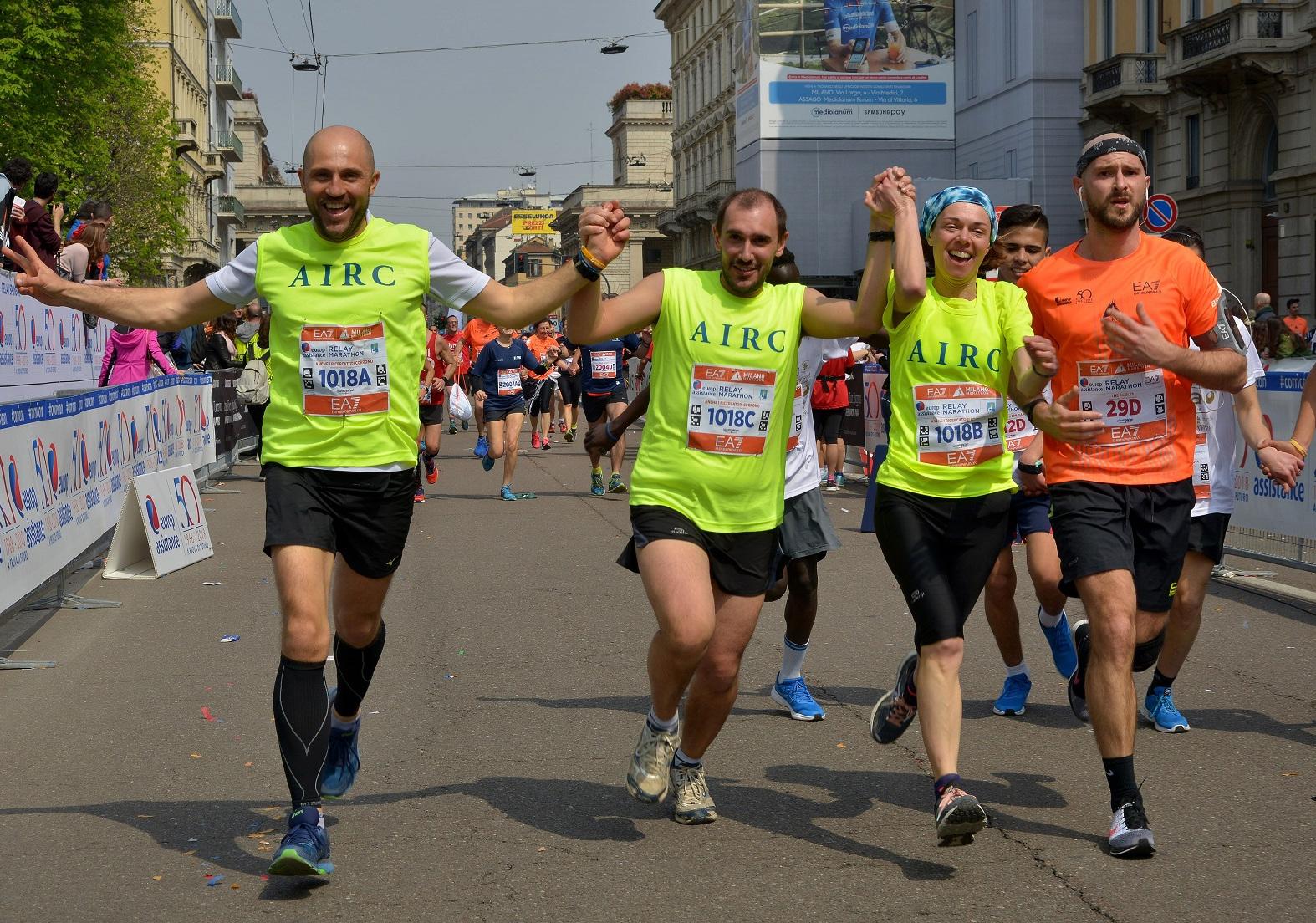 Run4Hope: a maggio corri e raccogli fondi per la ricerca sui tumori infantili
