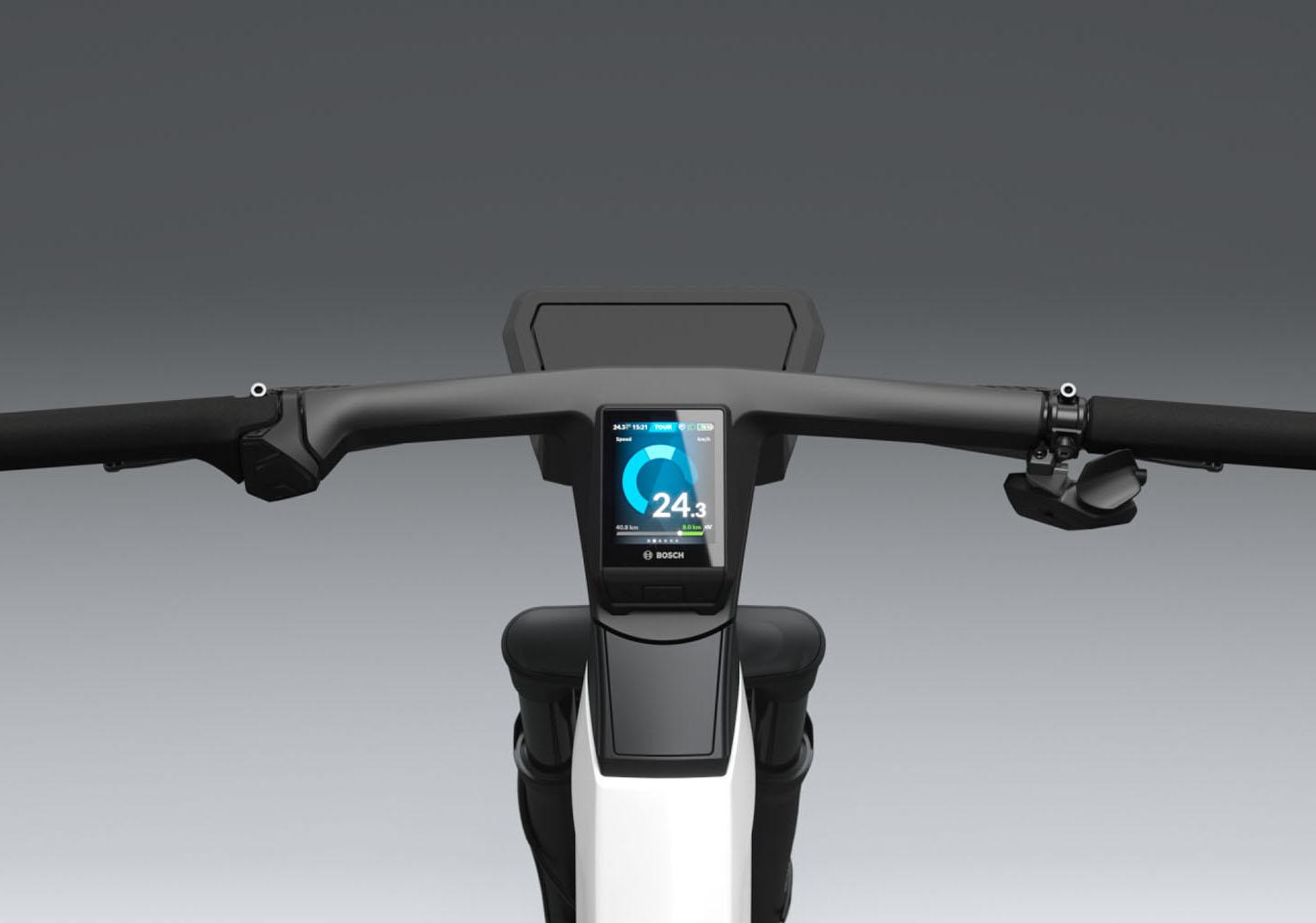 Le e-bike di domani sempre più digitali e smart