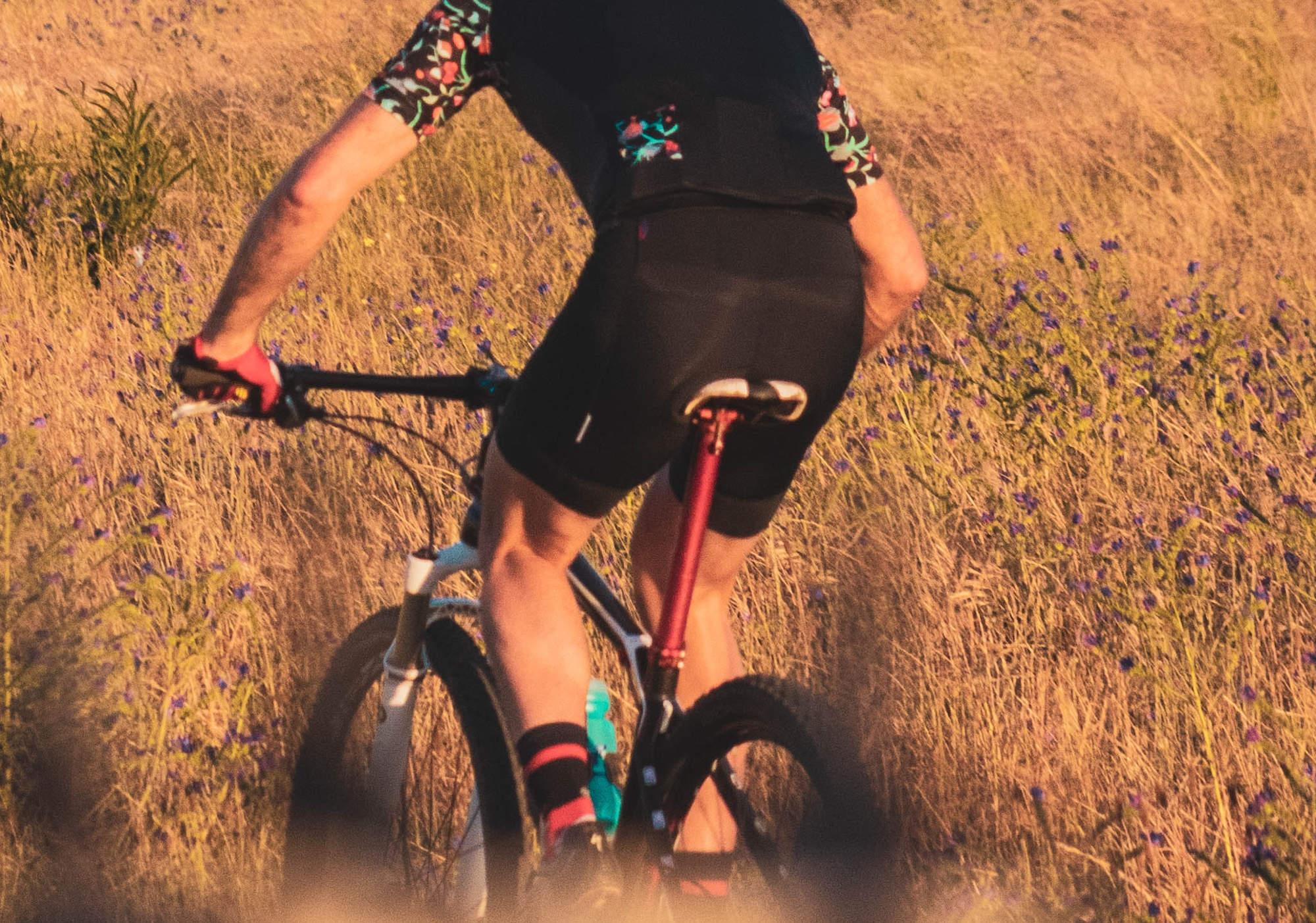 Dolore ai glutei in mountain bike: le cause e i rimedi
