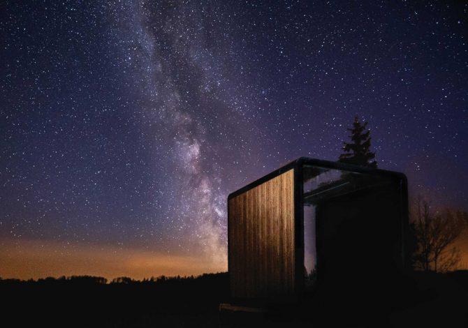 Dormire sotto le stelle: in Svizzera torna Million Stars Hotel