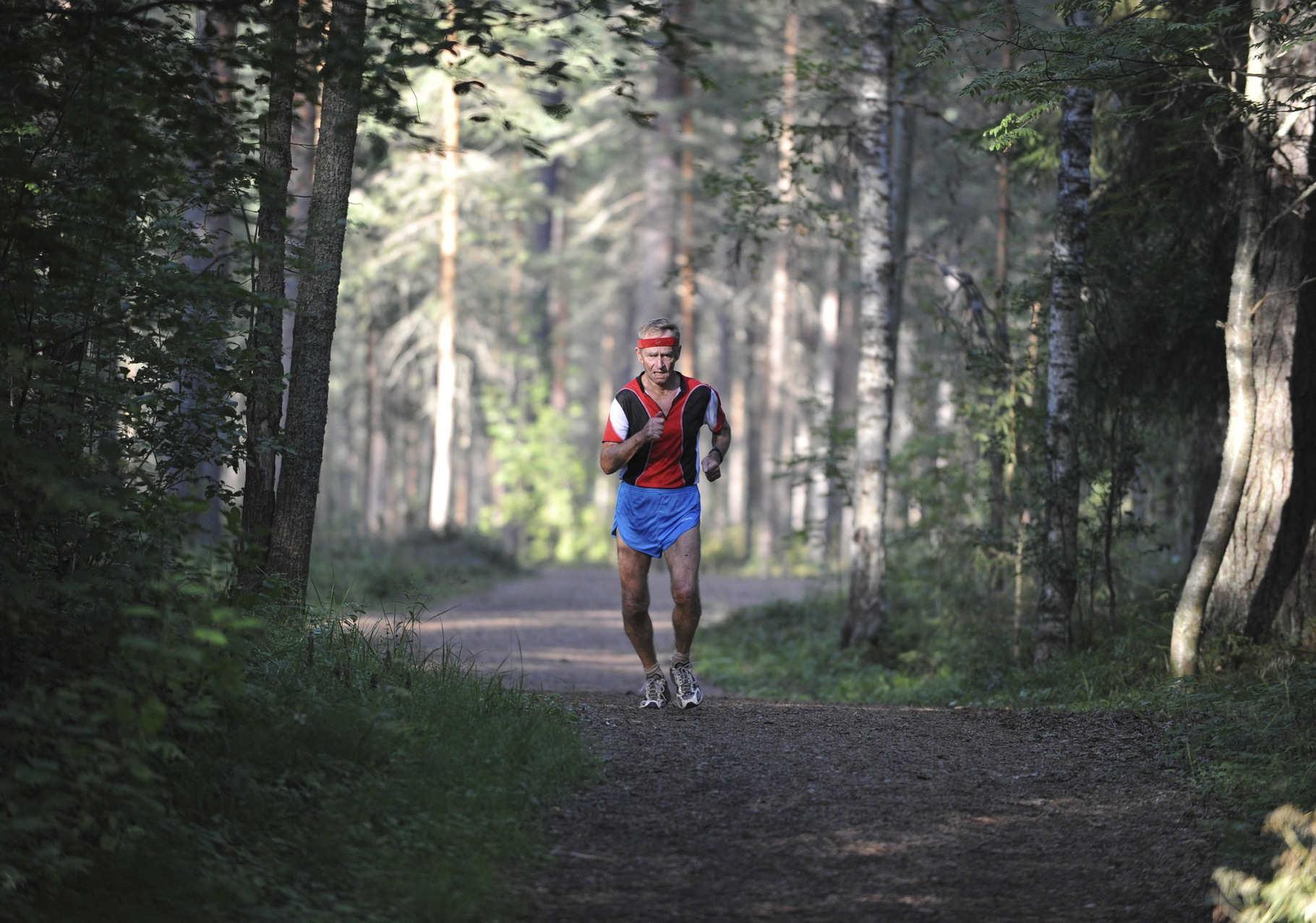 Non è mai troppo tardi per iniziare a correre a 50 anni