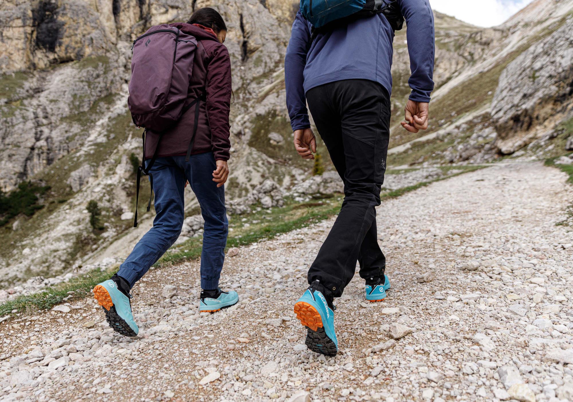 Scarpa Rapid calzatura approach