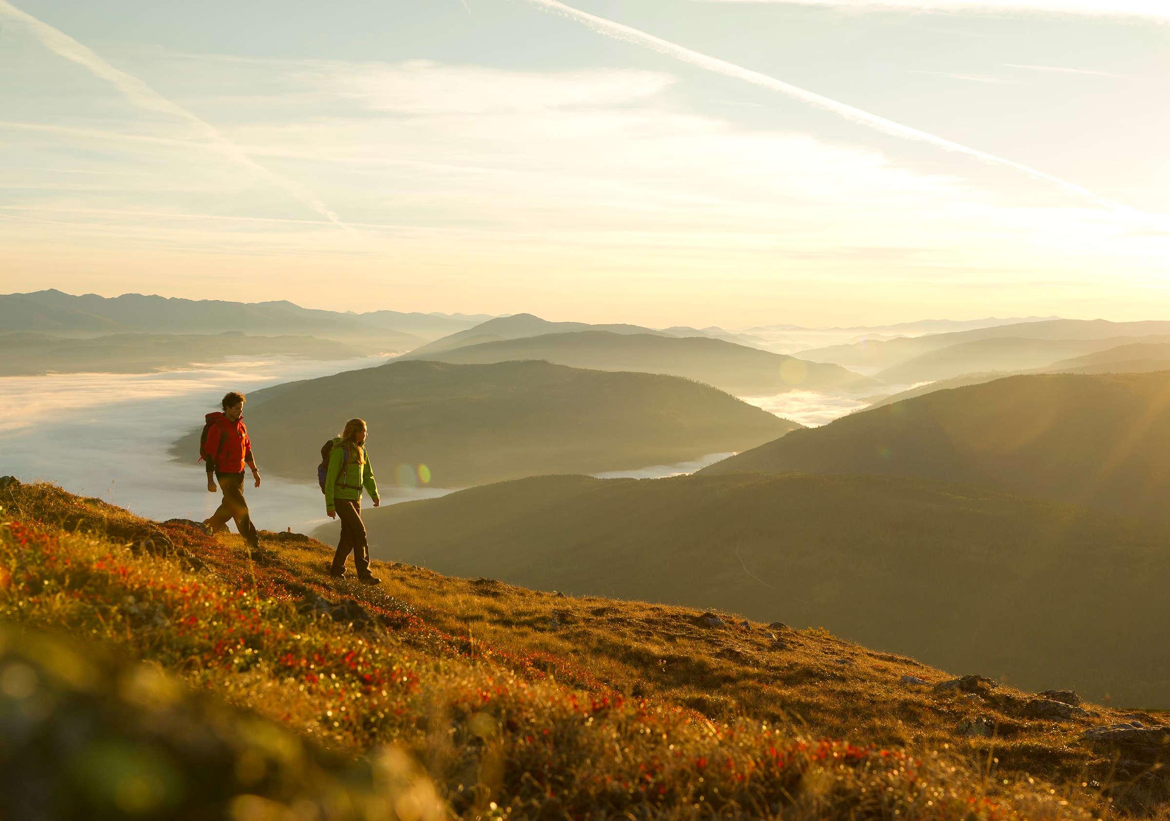 Alpe-Adria-Trail: dal Großglockner fino al mare uno splendido trekking transfrontaliero