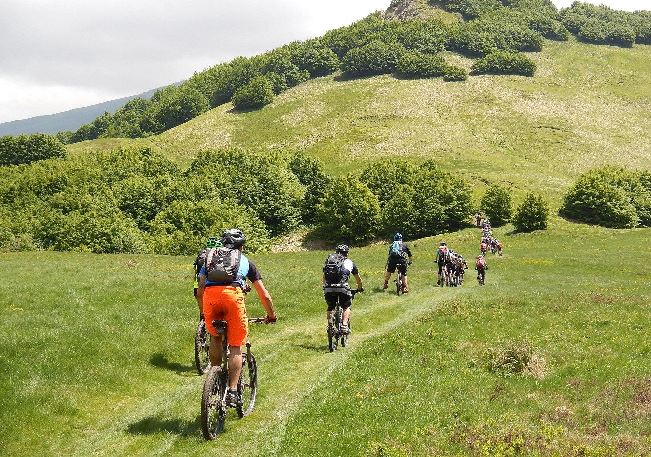 Il Sentiero Italia CAI in Mountain bike: le prime 119 tappe sono già fattibili in bicicletta