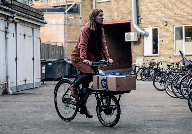 Kit e carrelli per trasformare le bici in e-cargo