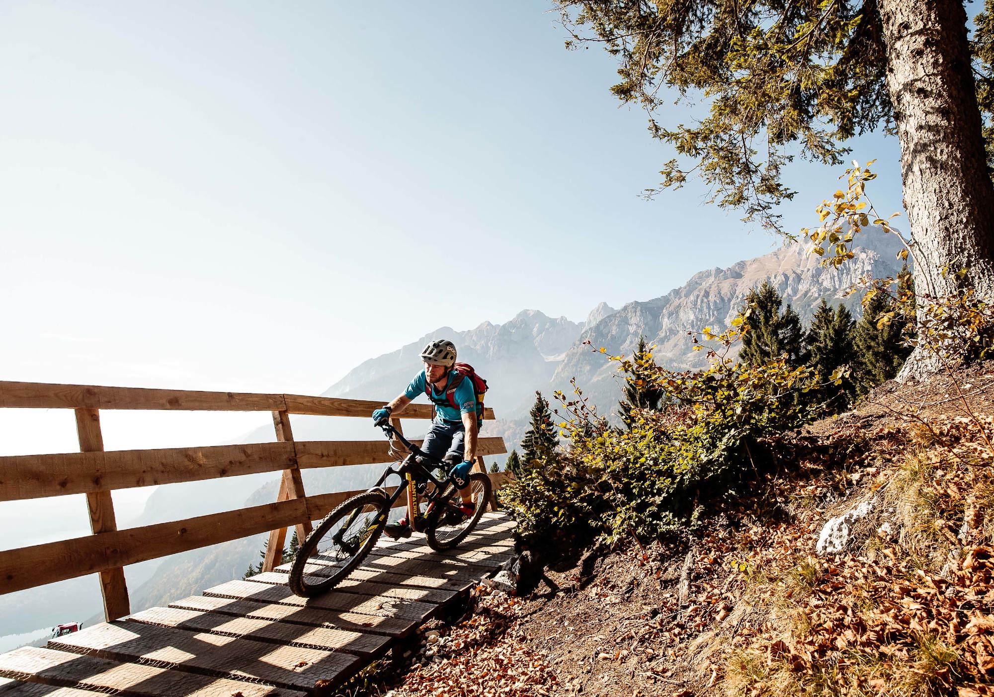 La Dolomiti Paganella Bike Area riapre sabato 22 maggio