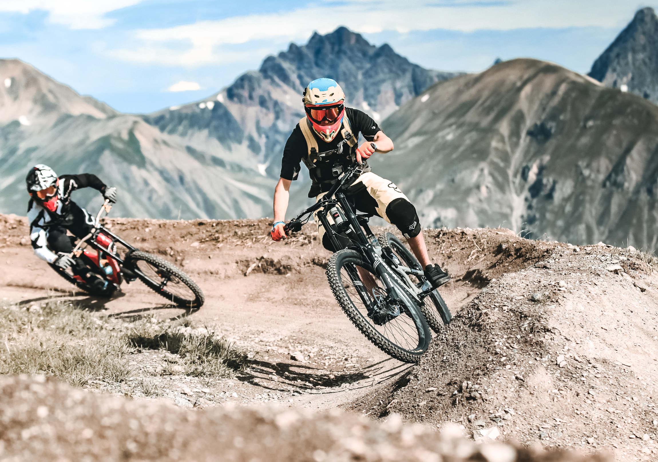 Mottolino Bike Park: il 12 giugno riapre il regno dei biker in Alta Valtellina