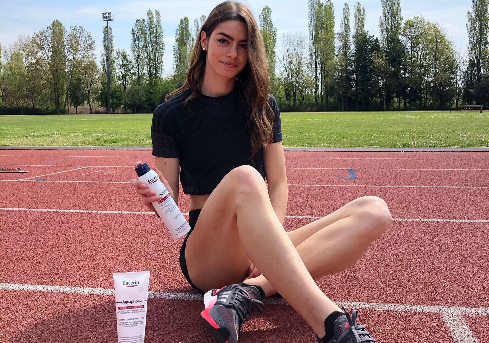 Rebecca Borga - Eucerin