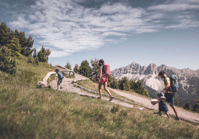 Un'estate di escursioni sulla Plose, la montagna di Bressanone