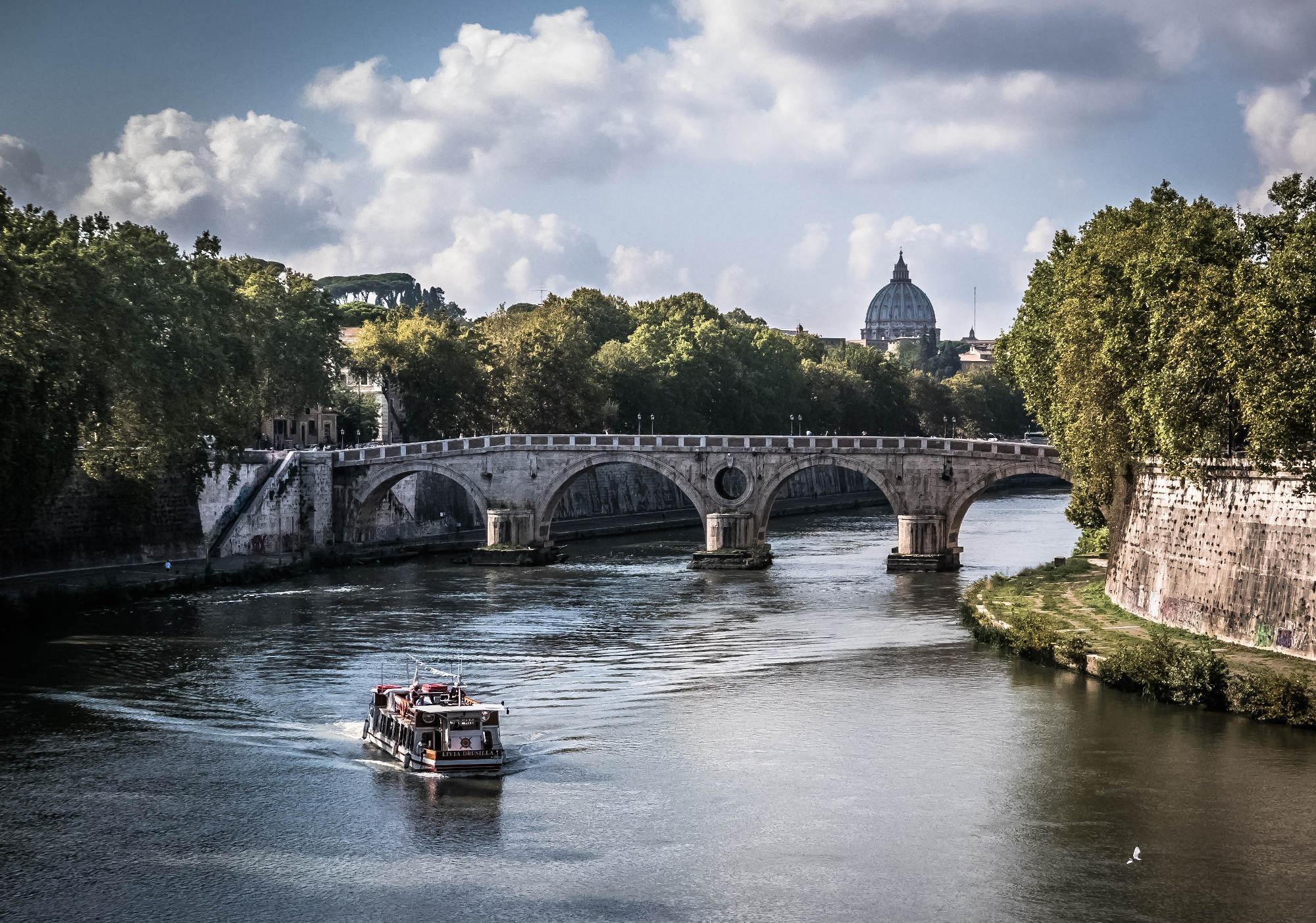 dove fare mountain bike a Roma