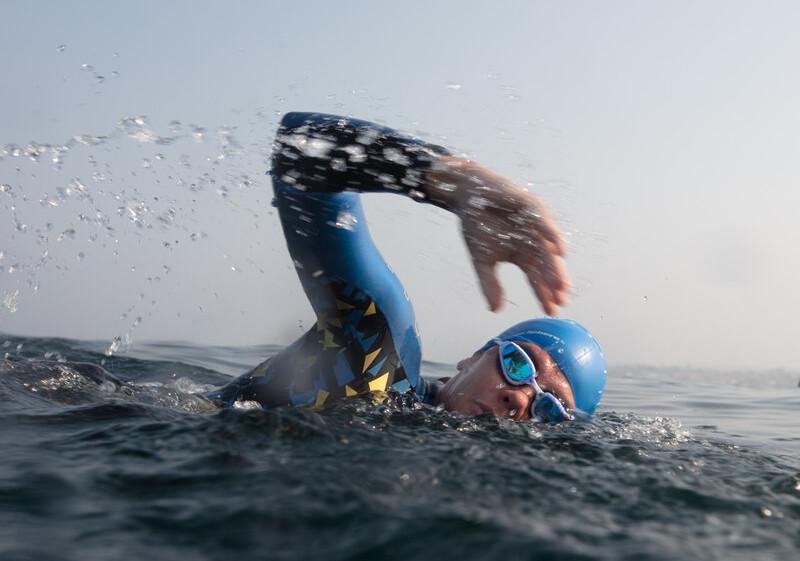 SEA Milano Deejay TRI: le mute e occhialini da triathlon ufficiali di Aquasphere