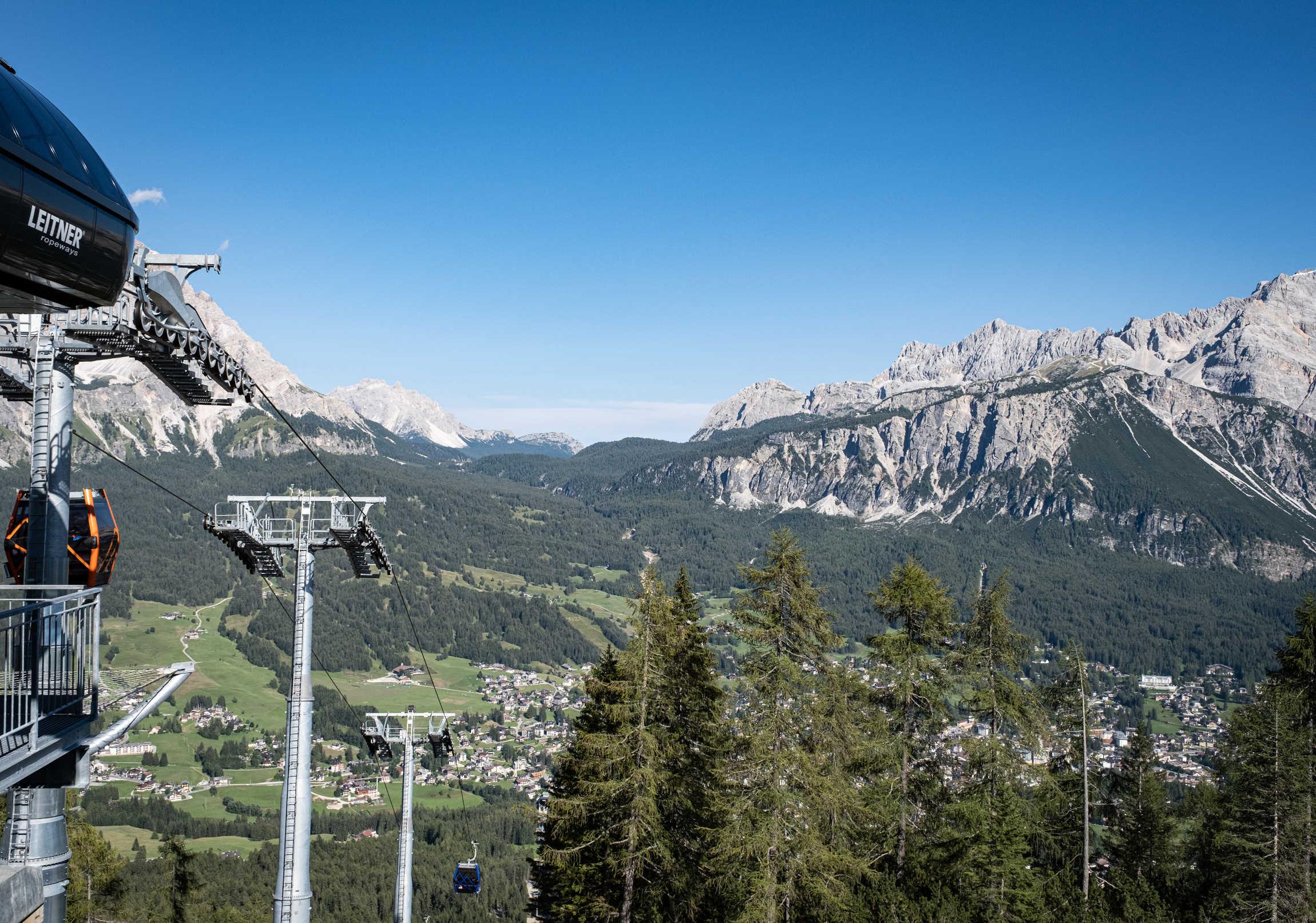 Col Druscié, Ra Valles e Cima Tofana, le montagne gourmet e per famiglie di Cortina