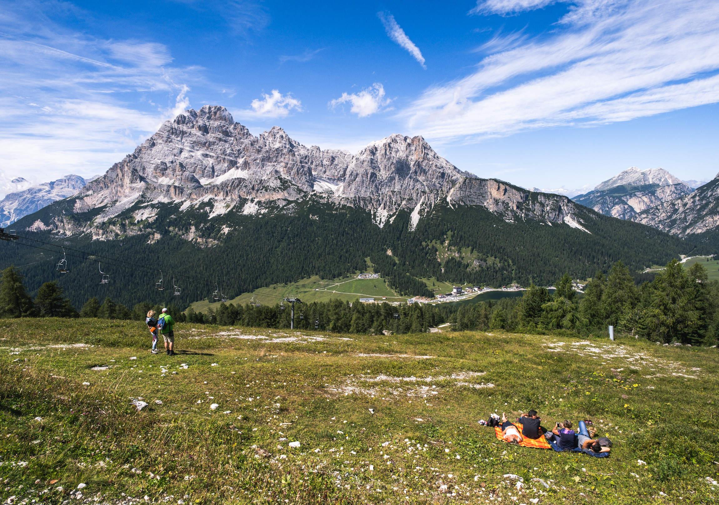 Misurina, il piacere slow della montagna di Cortina