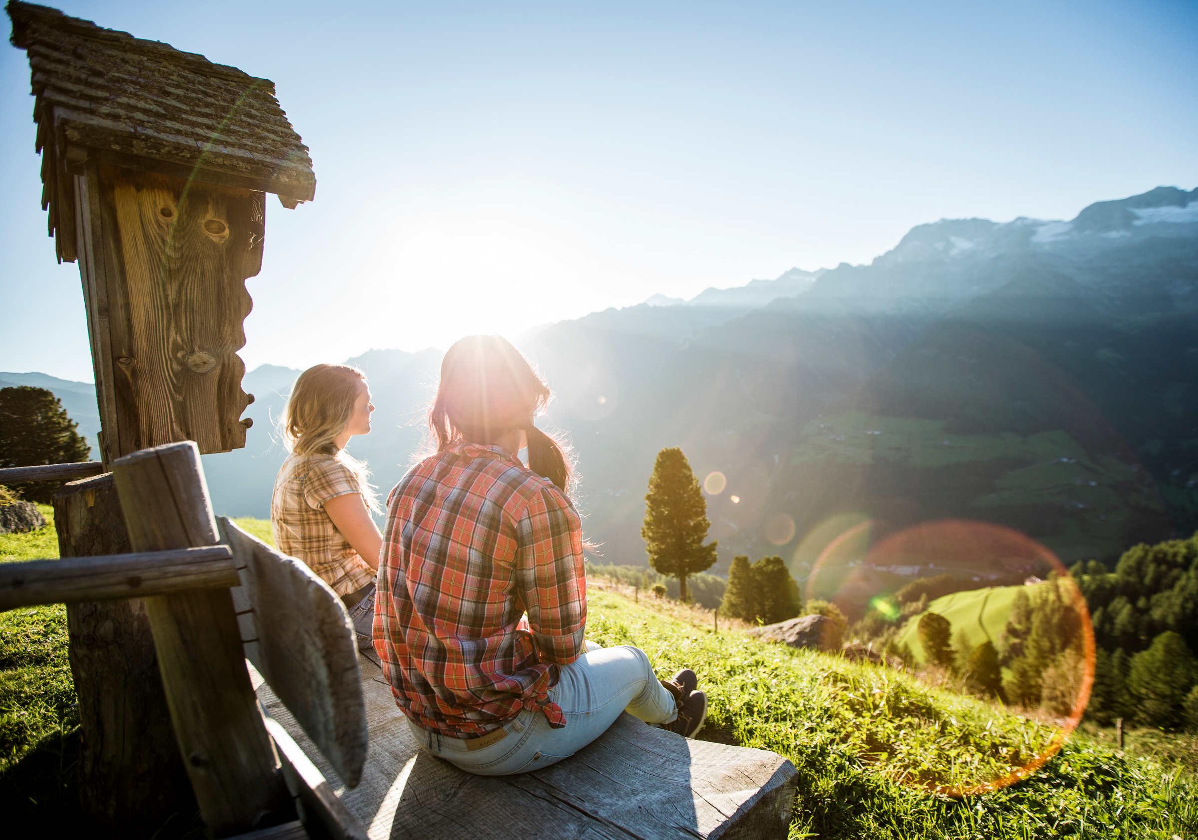 Estate in montagna in Alto Adige