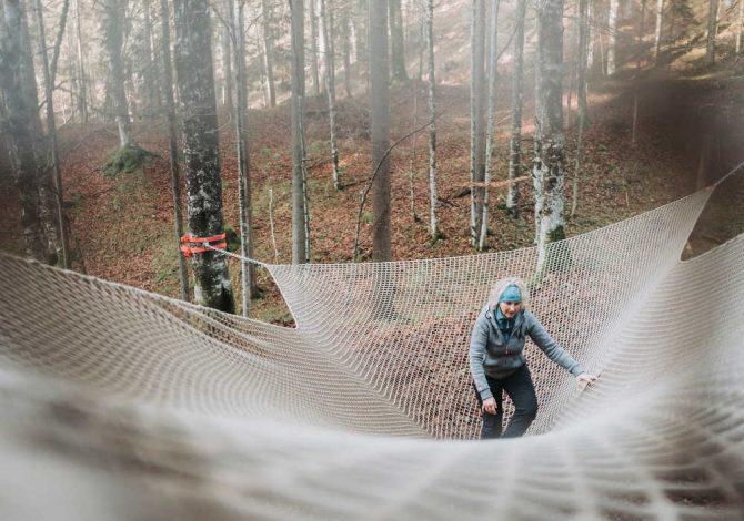 Le 14 stazioni avventura nella natura del Kufsteinerland in Tirolo