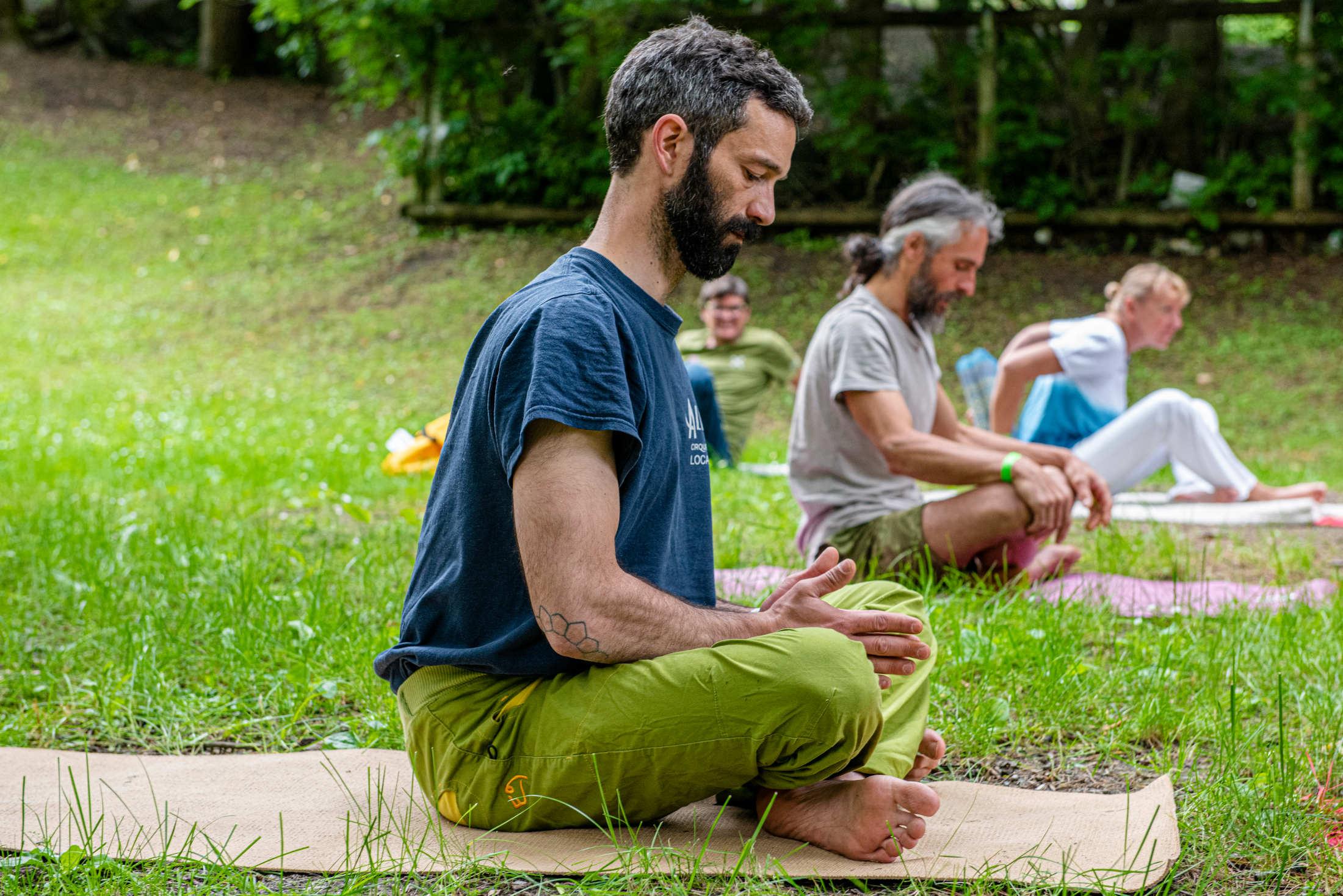 Yoga Mountain Days a Courmayeur 26-27 giugno