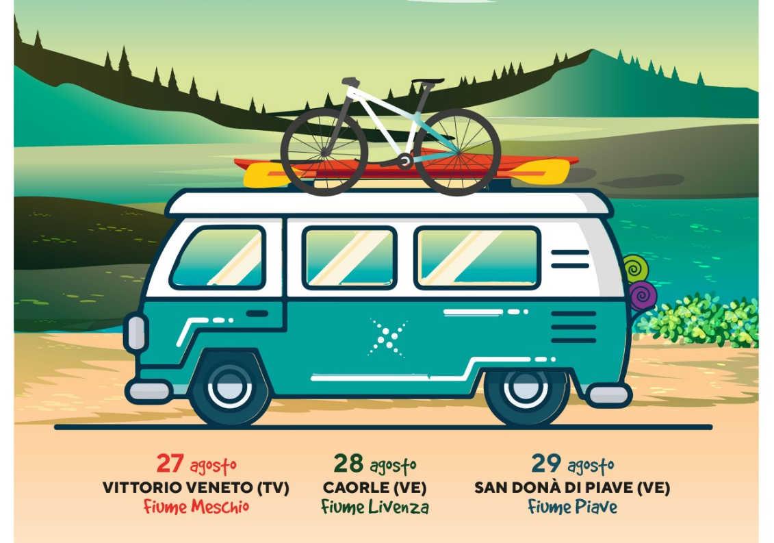 Adventure Rivers on Tour 2021