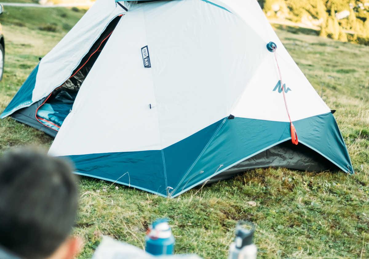 Nuova Tenda Quechua 2 Seconds Easy Decathlon