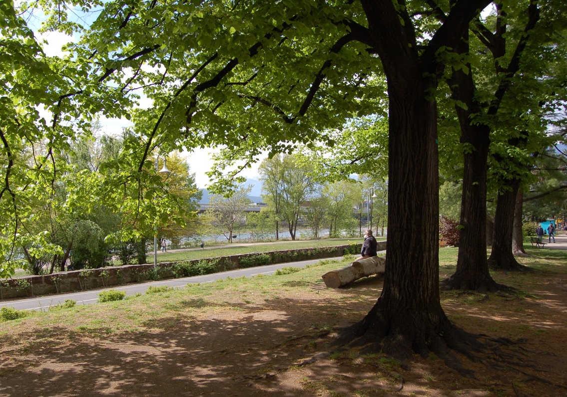Parco Bioenergetico nel cuore di Bolzano