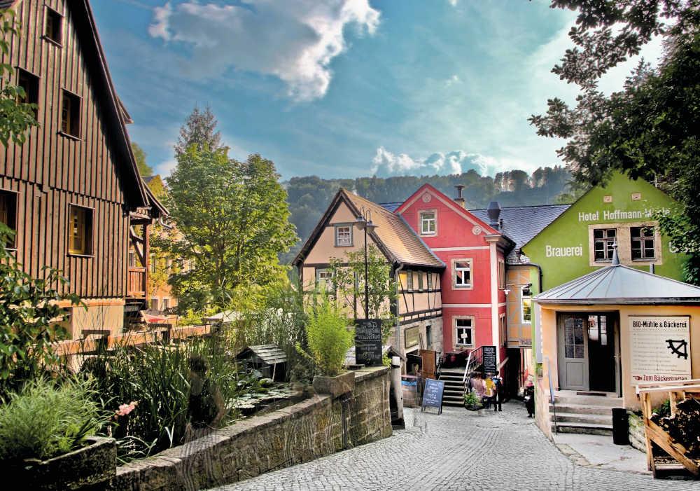 Svizzera Sassone