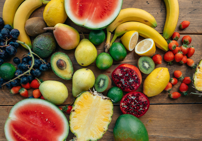 Potassio per i muscoli: la frutta contro i crampi