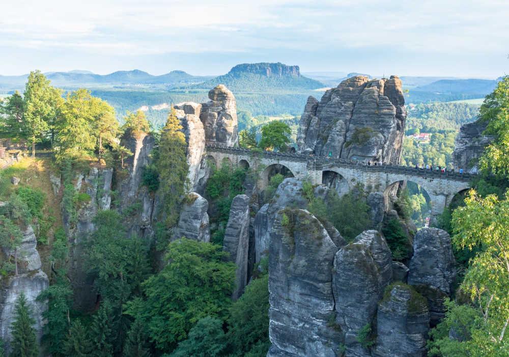 Svizzera Sassone, romantica, selvaggia e certificata sostenibile
