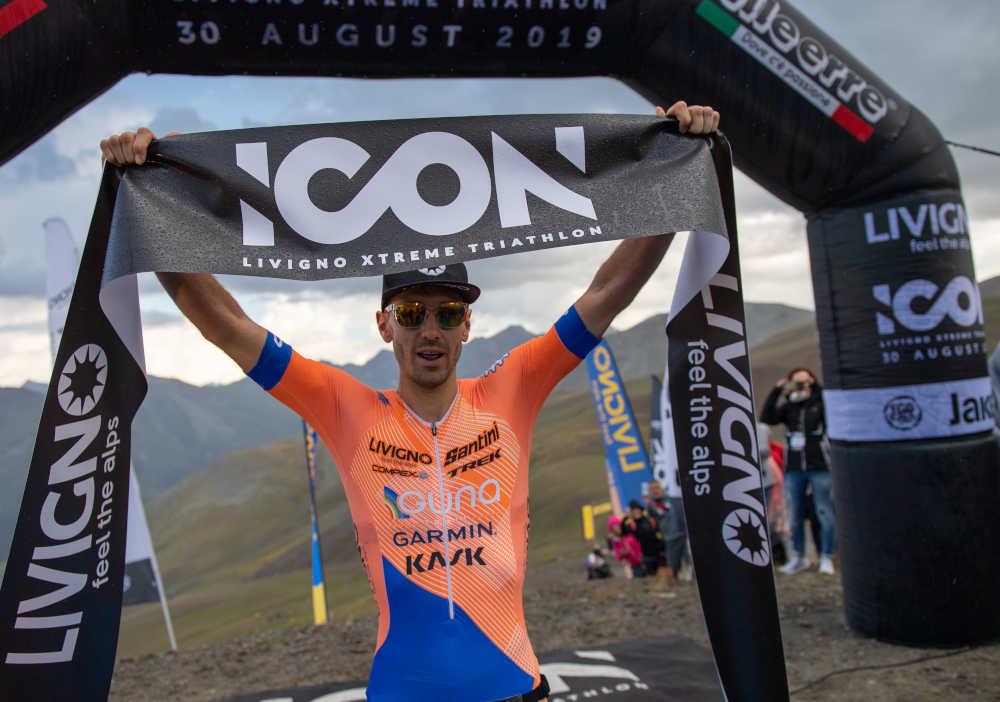 Icon Triathlon Livigno Giulio Molinari 2019