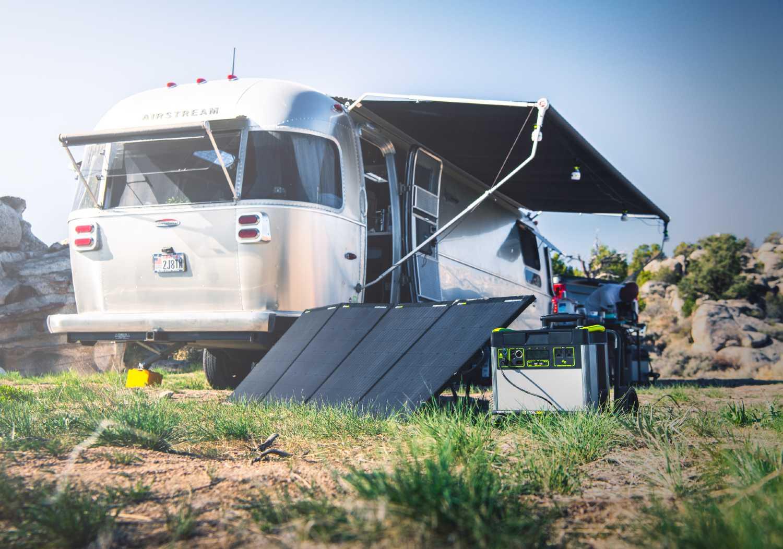 Goal Zero pannello solare campeggio