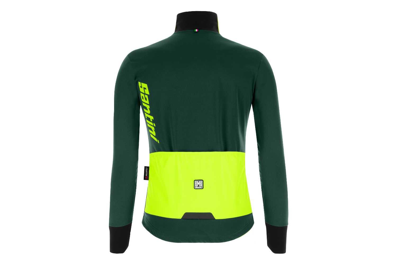 La nuova giacca Vega Absolute Santini con Polartec Power Shield-
