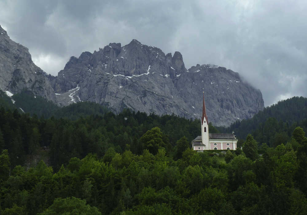 4 cammini santi nel Tirolo austriaco