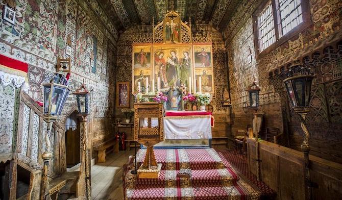 polonia-in-bici-itinerario-sul-di-lago-czorsztyn-chiesa