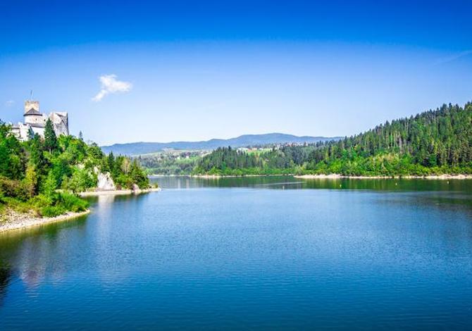 polonia-in-bici-itinerario-sul-di-lago-czorsztyn