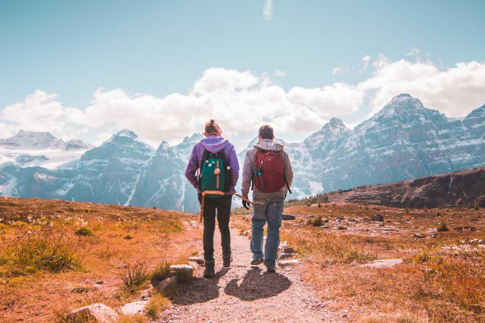 Escursioni: cosa fare per le irritazioni della pelle in montagna